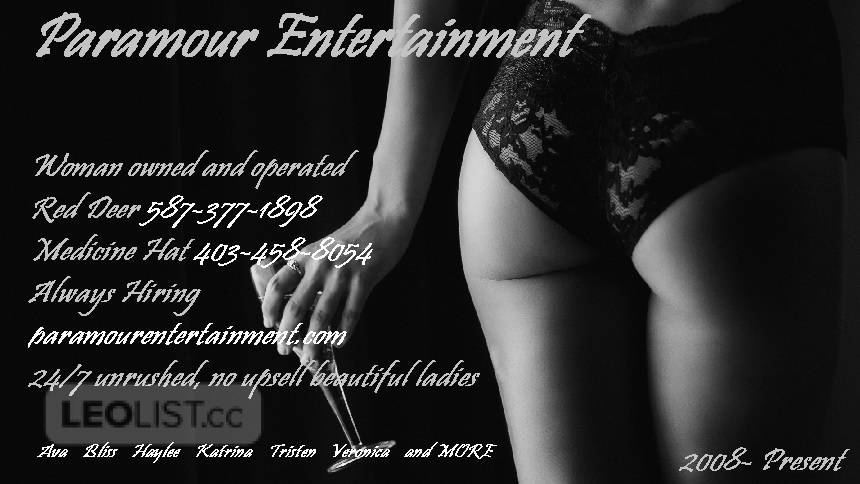 Red deers prestigious agency Paramour Entertainment