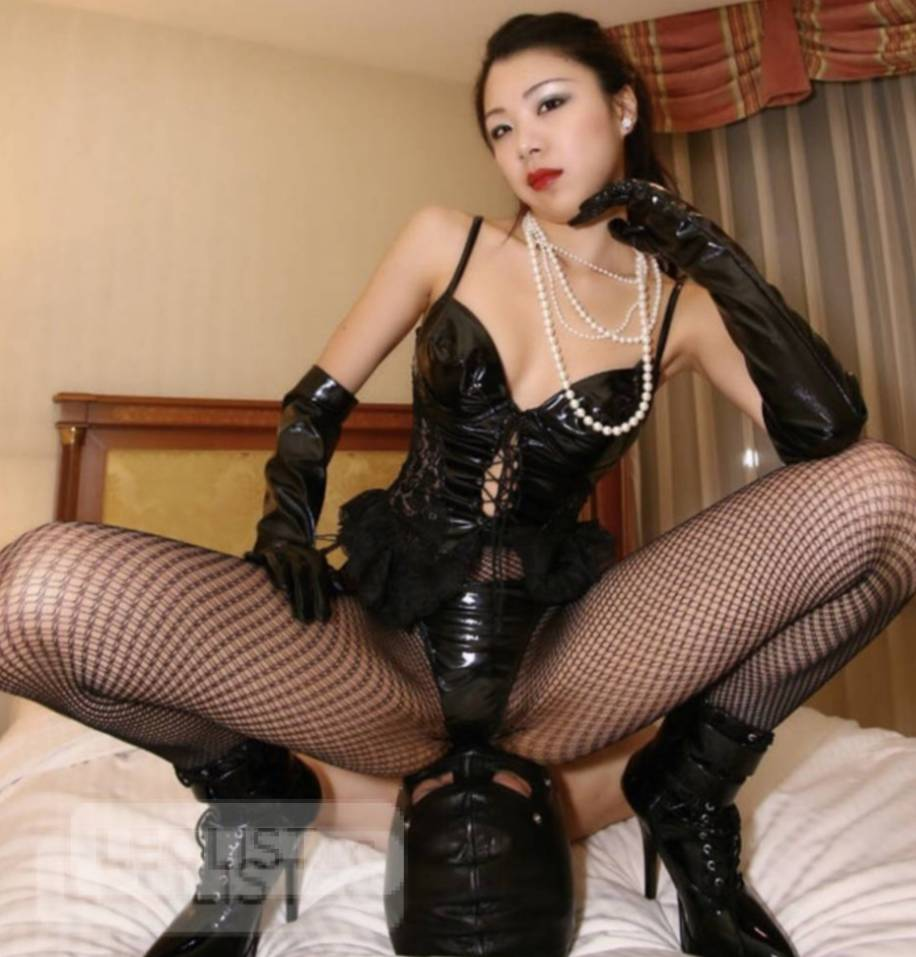 Chinese Mistress kitty serve me NOW  submit to me slave