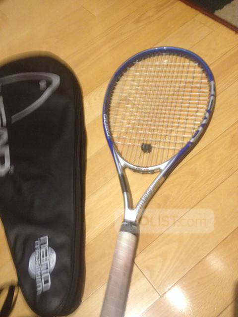 $65, Tennis racket -HEAD Ti S1