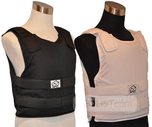 $399, NIJ III-A Stab & Bullet proof body armor vest, any size, color - CLEARANCE SALE - www.canarmor.ca