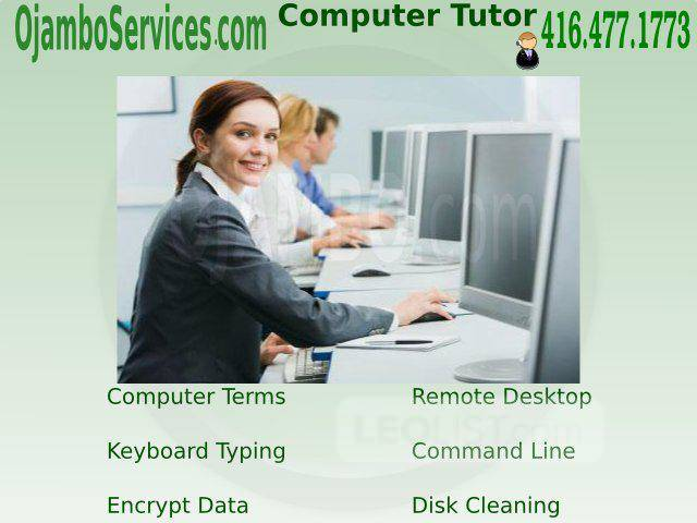 __* Computer Tutoring For Students *__