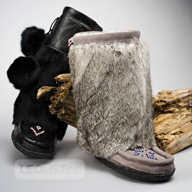 $99, Moccasins, Mukluks, and Sheepskin Slippers Made in Canada for Sale at great prices! Womens Moccasins