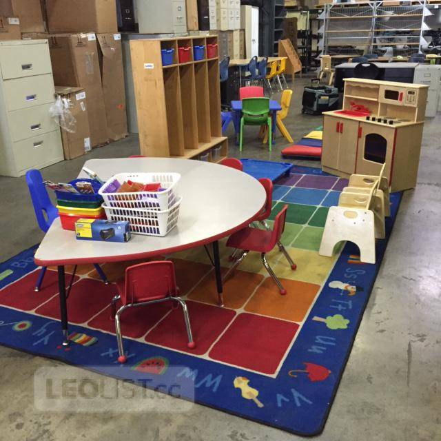 $10, School, Daycare and Business Surplus Furniture Liquidation