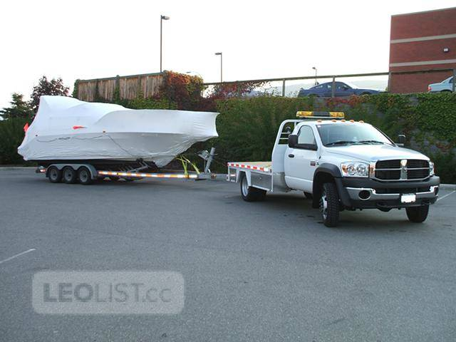 Boat Hauling Calgary, Boat Transport, Sailboat Hauling, Sailboat Transport, JT Hotshotting