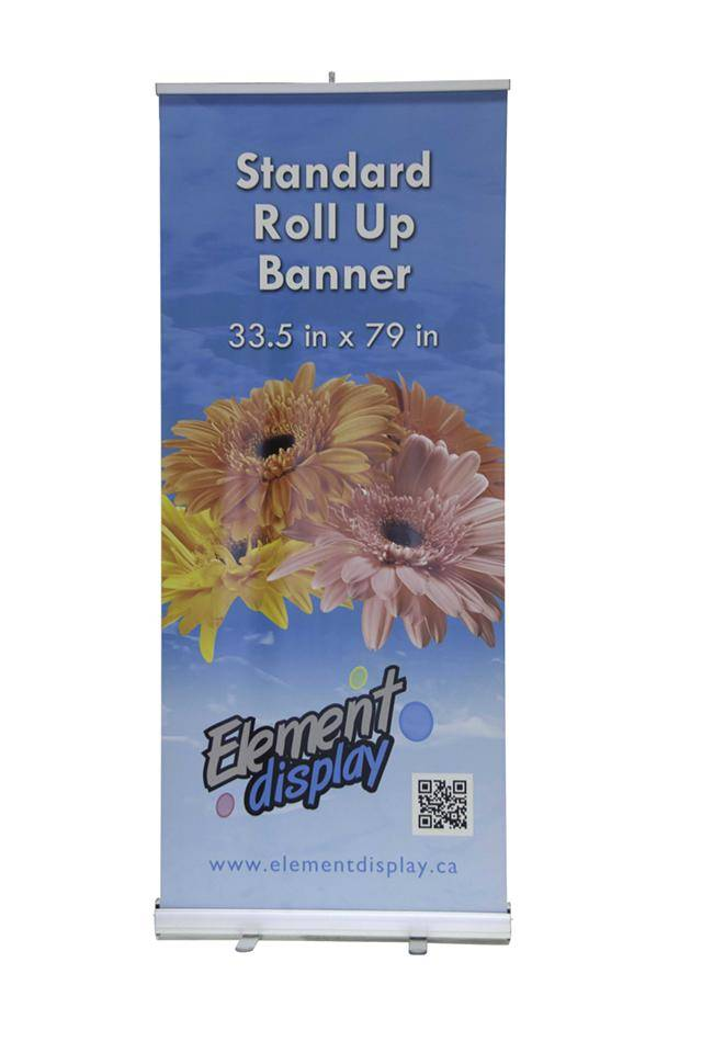 $99, Roll Up Banner Stand On Sale – as low as $99
