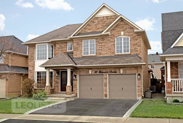 $599,900, 4br, **SOLD** 10 Fireside Dr, Brampton Exclusive Real Estate Listing