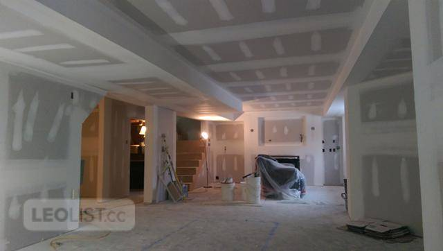 Professional Drywall & Taping Mudding Specialists Since 1972