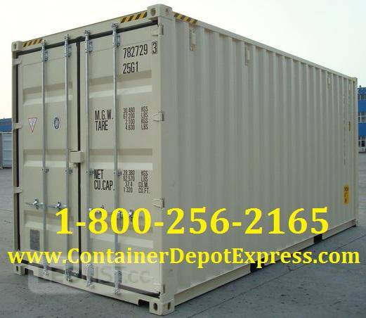$99, New or Used Steel Storage Containers - Sea Containers for SALE!!!!