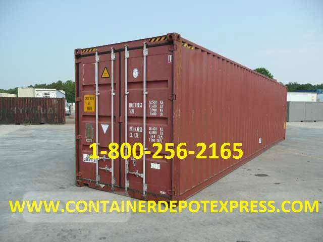$99, New & Used Steel Storage Containers - Sea Containers for Rent or SALE!!!!