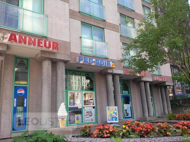 $58, 1583 sqft commercial space very busy area Ville-Marie