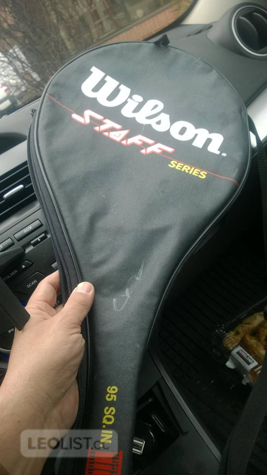 $35, Wilson Pro Staff 7.0 Tennis Racket Chris Evert  used but in great shape comes with cover