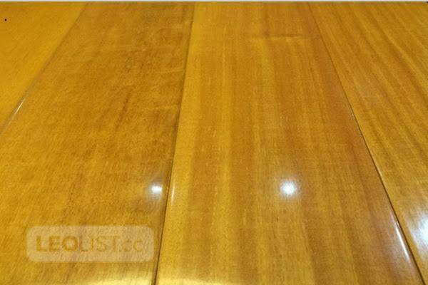 SALE! Prefinished Brazilian Ash Garapa solid floor $5.25  Colour: Natural Grade: Premium Size: 3.25""