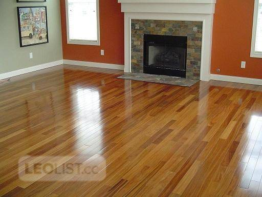 "Clearance! Premium  aru Hardwood floor starting $5.99!!!	  TYPE:  aru 3.25"" x ¾"", Select and Bet"