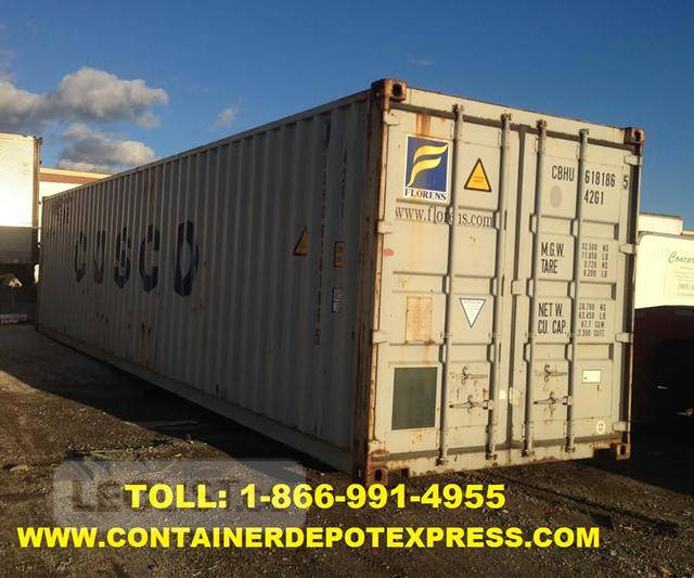 $99, New or Used Steel Storage Container For Rent or Purchase!
