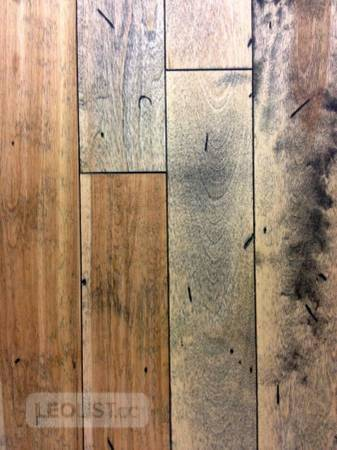 Winery Collection, distressed Hardwood Flooring only $5.99/ft!
