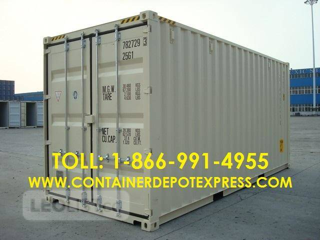 New Steel Storage Containers - Sea Containers for SALE!!!!