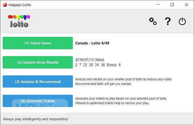 Best Lotto Software with Jackpot Winner!