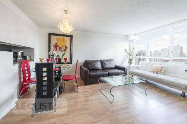 $148, 1br, Daily, Weekly, Monthly short term Toronto FURNISHED Condo near College Park and Sick Kids Hospital