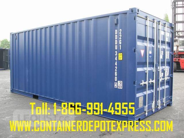 New Steel Storage Containers - Sea Containers for SALE!!!