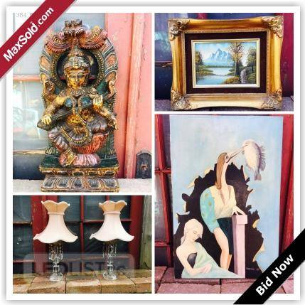 Hamilton Downsizing Online Auction - East Avenue South