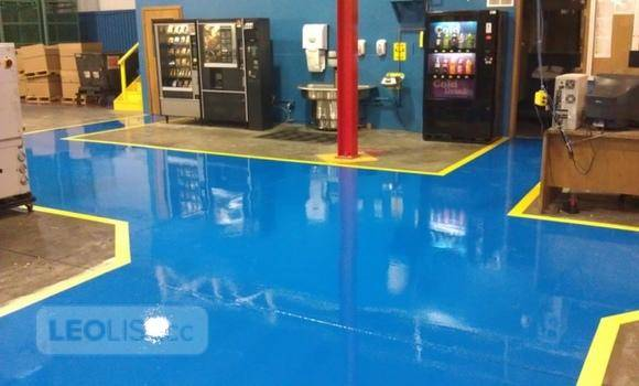 Epoxy Floor Finishing Residential, Commerical Industrial Serving Kent and Essex County