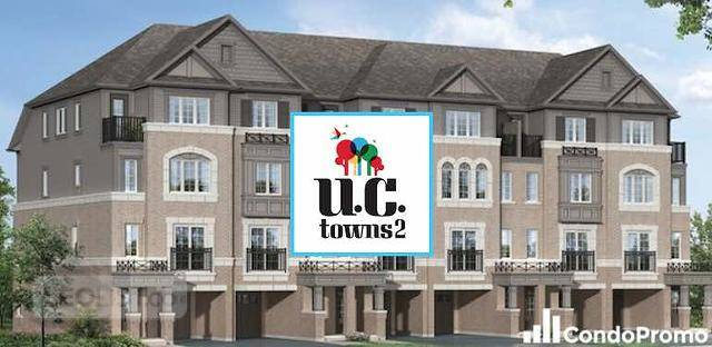 $400,000, 1br, U.C. Towns Phase 2 VIP Sale