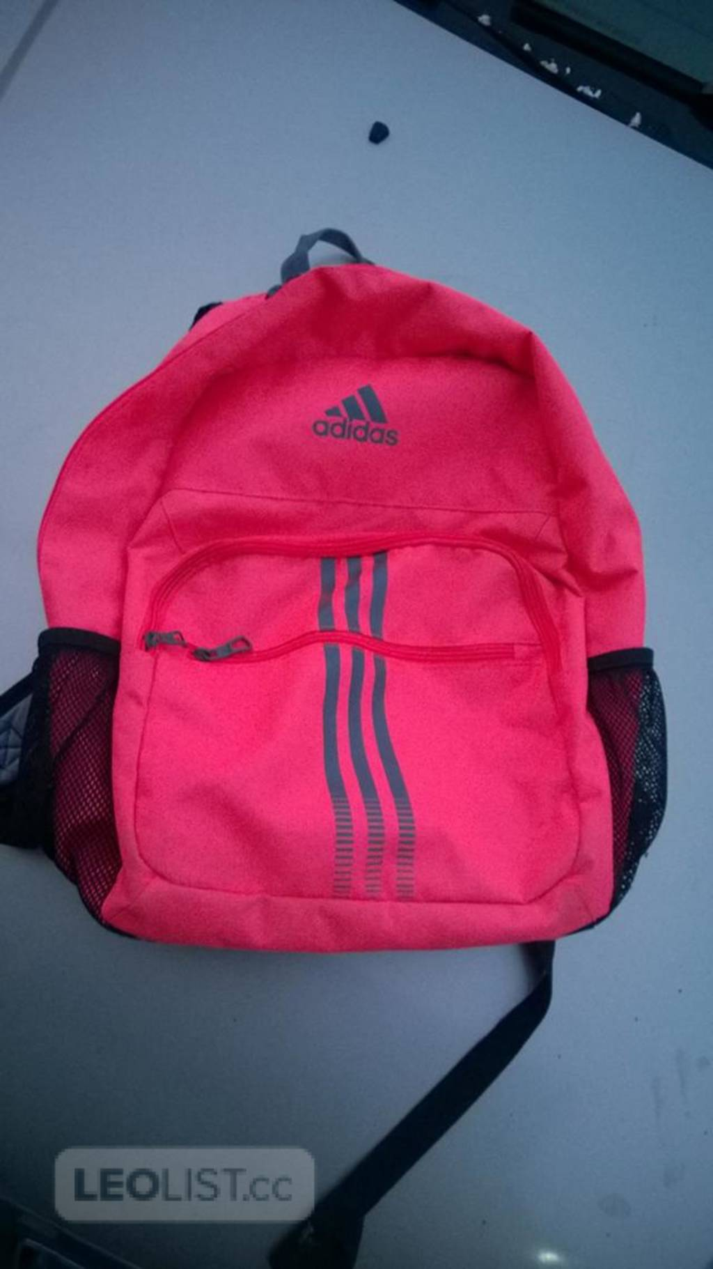 $45, Adidas pink backpack  Like new!!