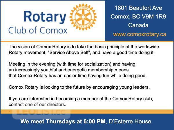 Rotary Club of Comox