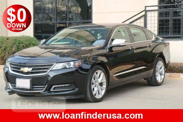Need a car?  Low down payments, tons of options