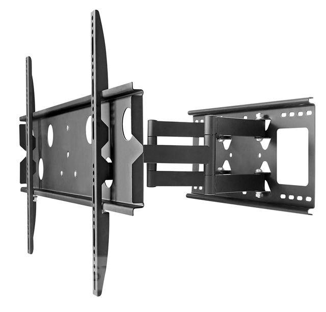 "$150, BEST MOUNTS 42""-80"" Full Motion LCD/Plasma TV Wall Mount"