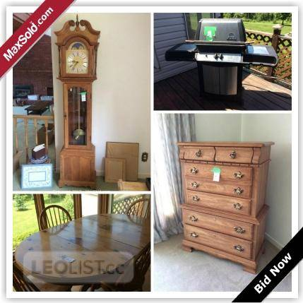 Acton Downsizing Online Auction - Worden View