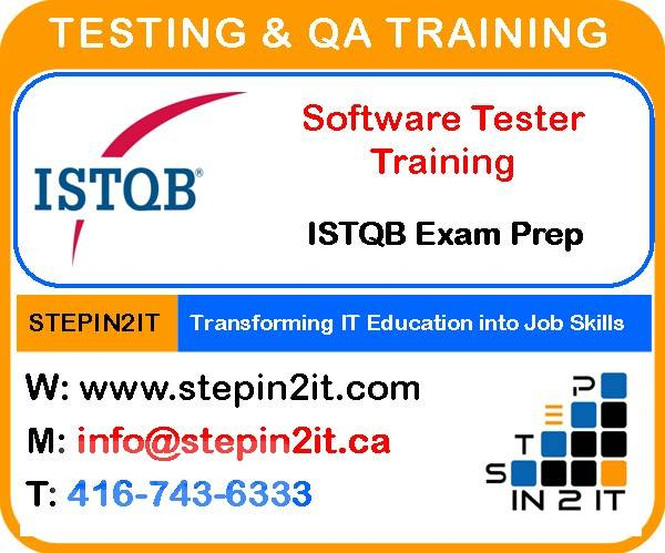 QA Training + JobPlacement Assistance