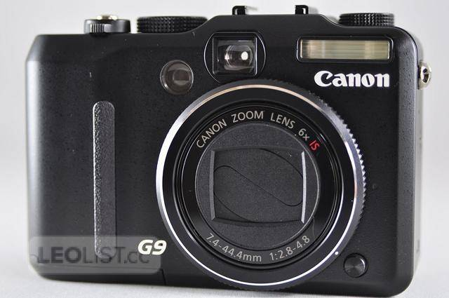 $150, Canon Powershot G9 12.1Mp Digital Camera With 6X Optical Image Stabilized Zoom  Like new in box