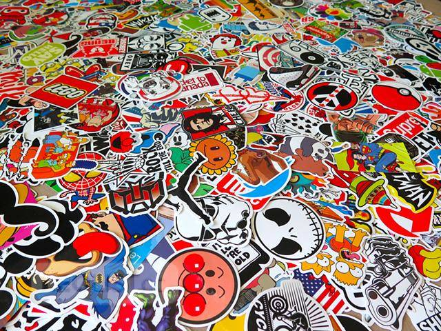 $9, STICKERS! Who Doesn't Like Stickers?