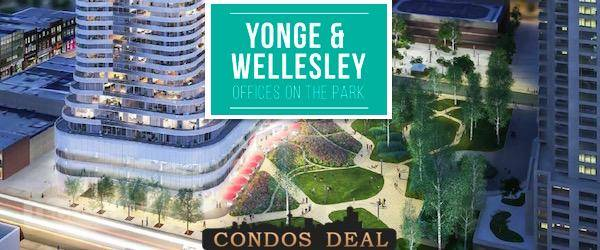 Downtown Offices - Yonge & Wellesley Offices On The Park - PLATINUM SALE