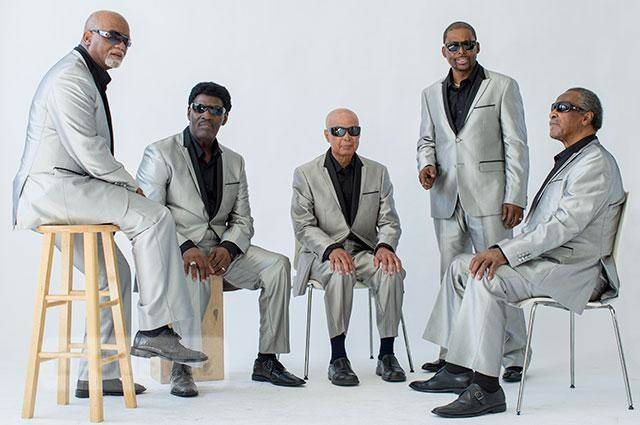 $113, Tickets for The Blind Boys of Alabama concert
