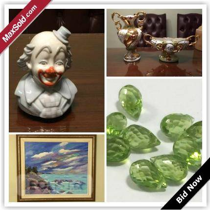 Toronto Downsizing Online Auction - Finch Ave West