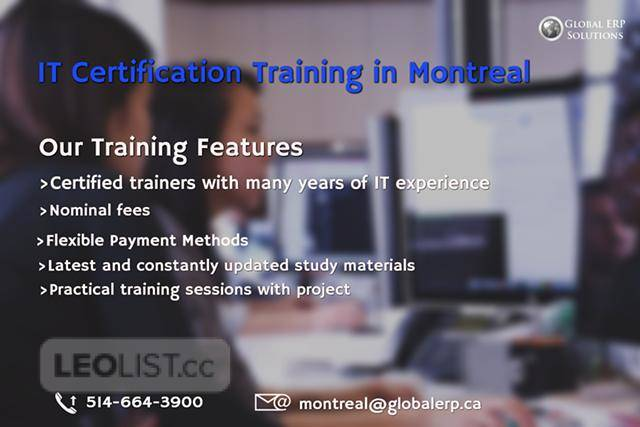 QA Training Placements- LIVE PROJECTS in Montreal