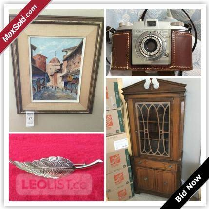 Burlington Estate Sale Online Auction - Cheltenham Road