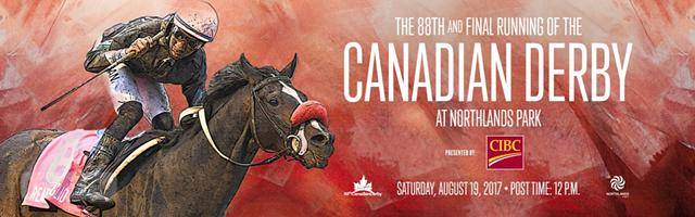 $28, Tickets for Canadian Derby.