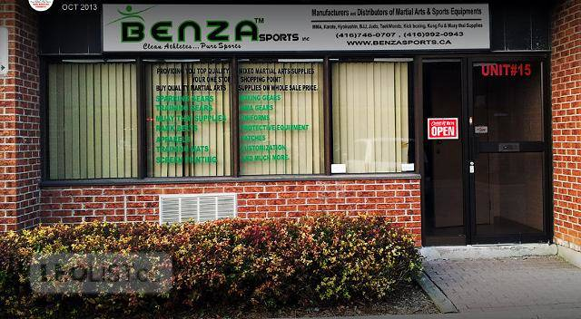 Buy Branded Boxing Equipment Toronto | Benza Sports