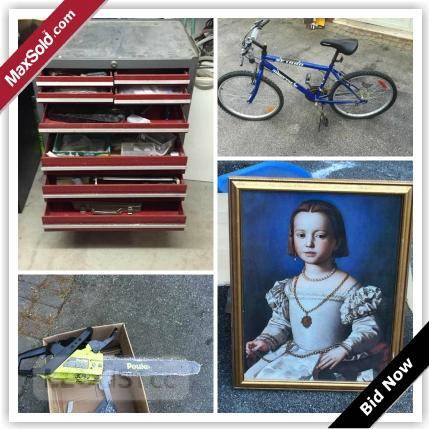 Loretto Downsizing Online Auction -  Concession Road 5