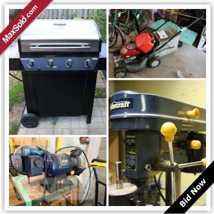 London Downsizing Online Auction -  Oban Crescent