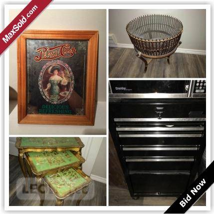 Mission Downsizing Online Auction  - 2nd Avenue