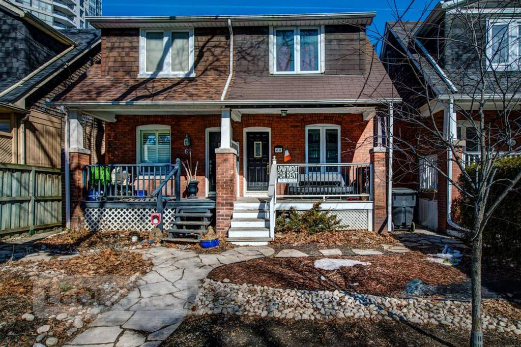 $2,400, 2br, Toronto East Townhouse For Rent - 2 Bedrooms - $2,400.00