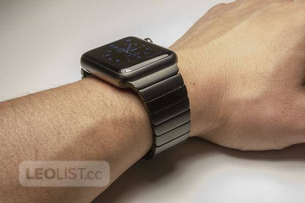 $29, Apple Watch bands Stainless Steel Straps bands Milanese Loop