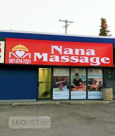 New renovated massage place!!! Na Na massage!! West end!
