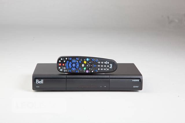 $479, Bell TV 9400 HD PVR High Definition / Personal Video Recorder Satellite Receiver  - Free Shipping
