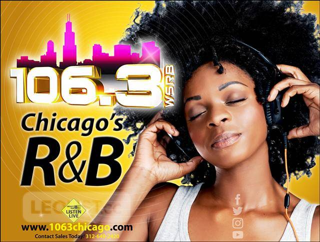 Soul 106.3 the best mix of R&B Chicago radio stations concerts events festivals shows media soul1063