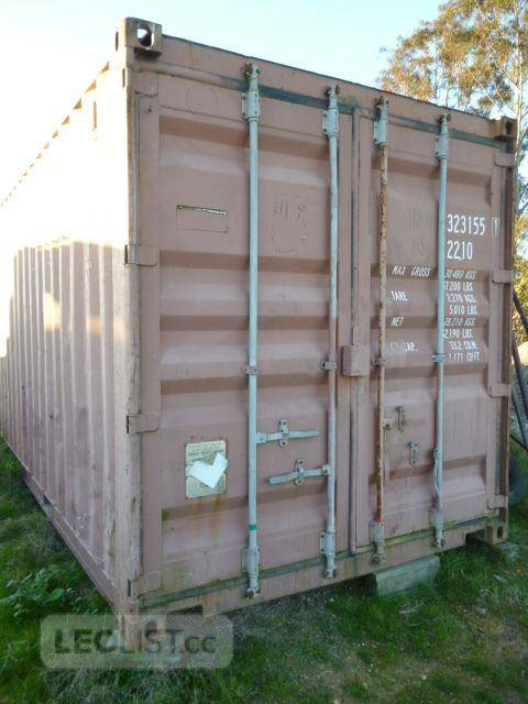 New and Used Steel Storage Containers / Shipping Containers / Cargo Containers / Sea Containers